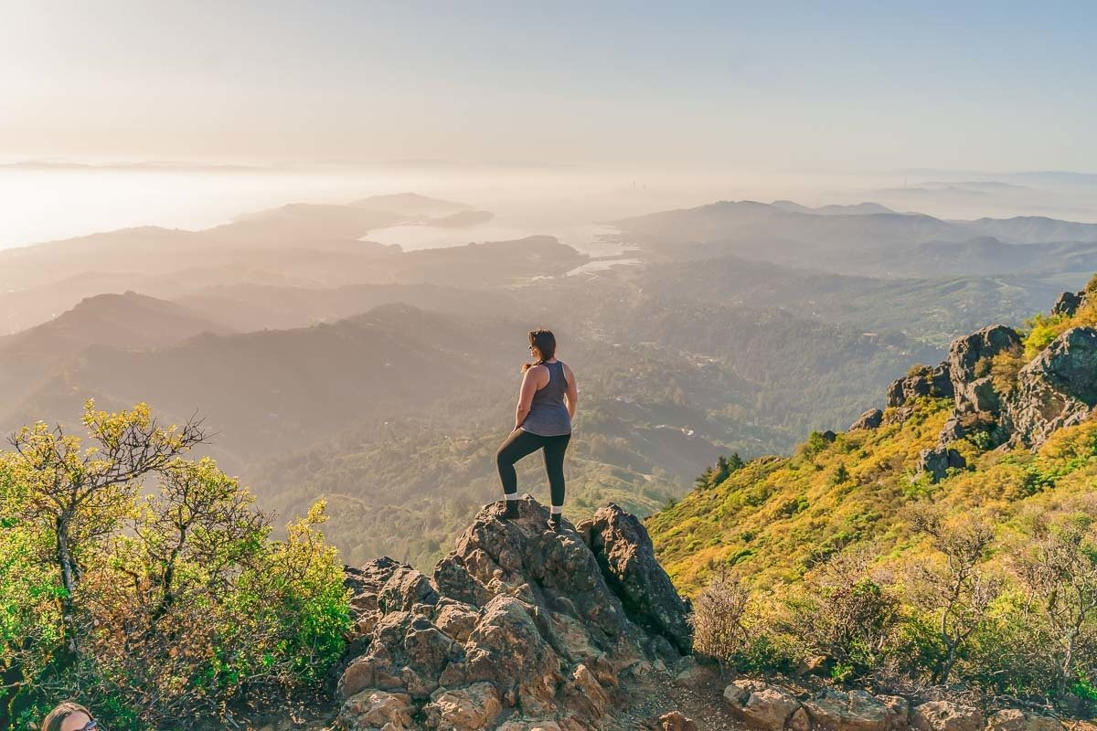 The best hikes in Northern California near the San Francisco Bay Area.