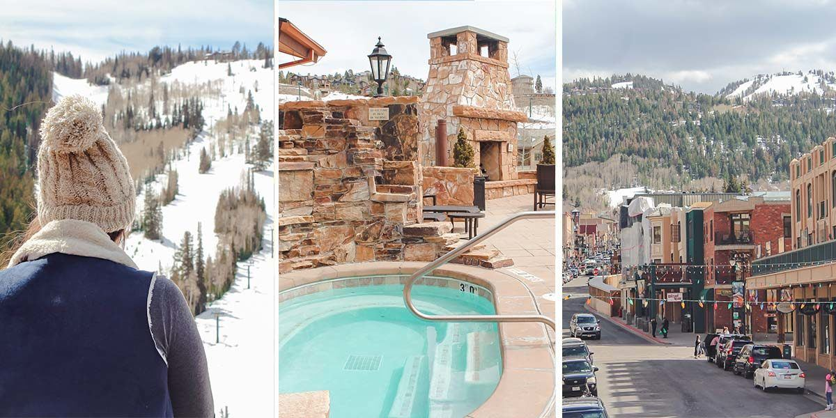 Visiting Park City, Utah in the spring? Yes, you can still ski and snowboard - plus a bunch of other fun activities. Here's a guide to all the best tips and Park City, Utah things to do!
