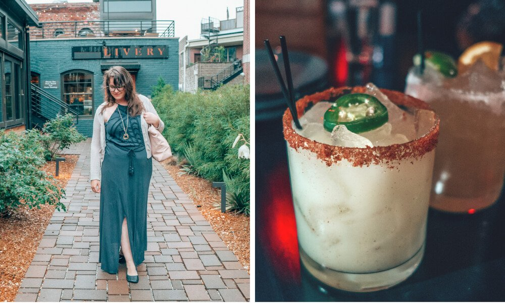 Start your Indiana weekend getaway at Livery, a Latin fusion restaurant in Indianapolis' super hip Mass Ave neighborhood.