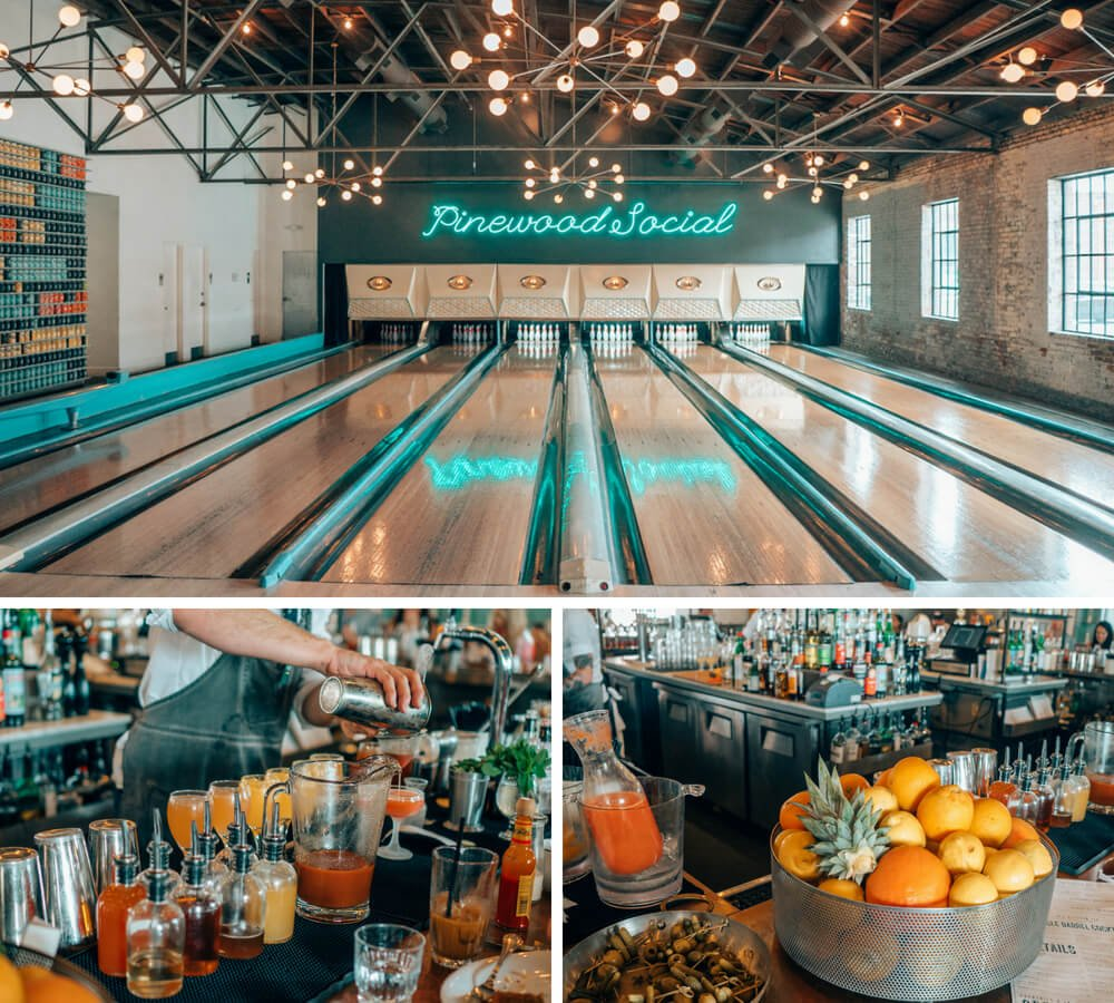 Pinewood Social in Nashville, Tennessee