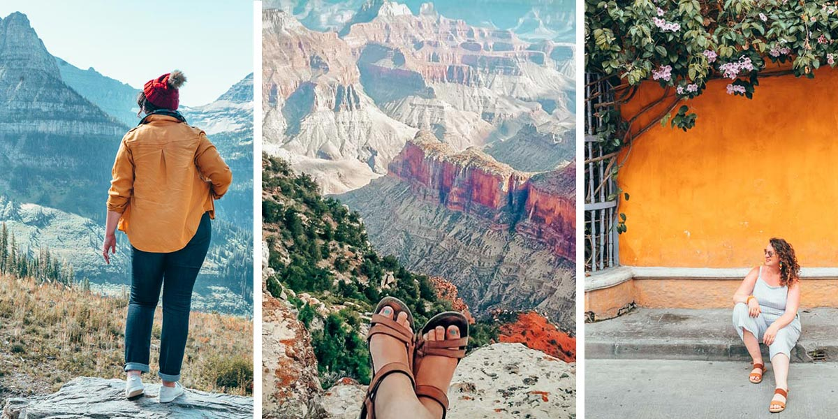 These 4 best women's travel shoes will take your packing game to the next level! They're field-tested, functional, and legit cute!