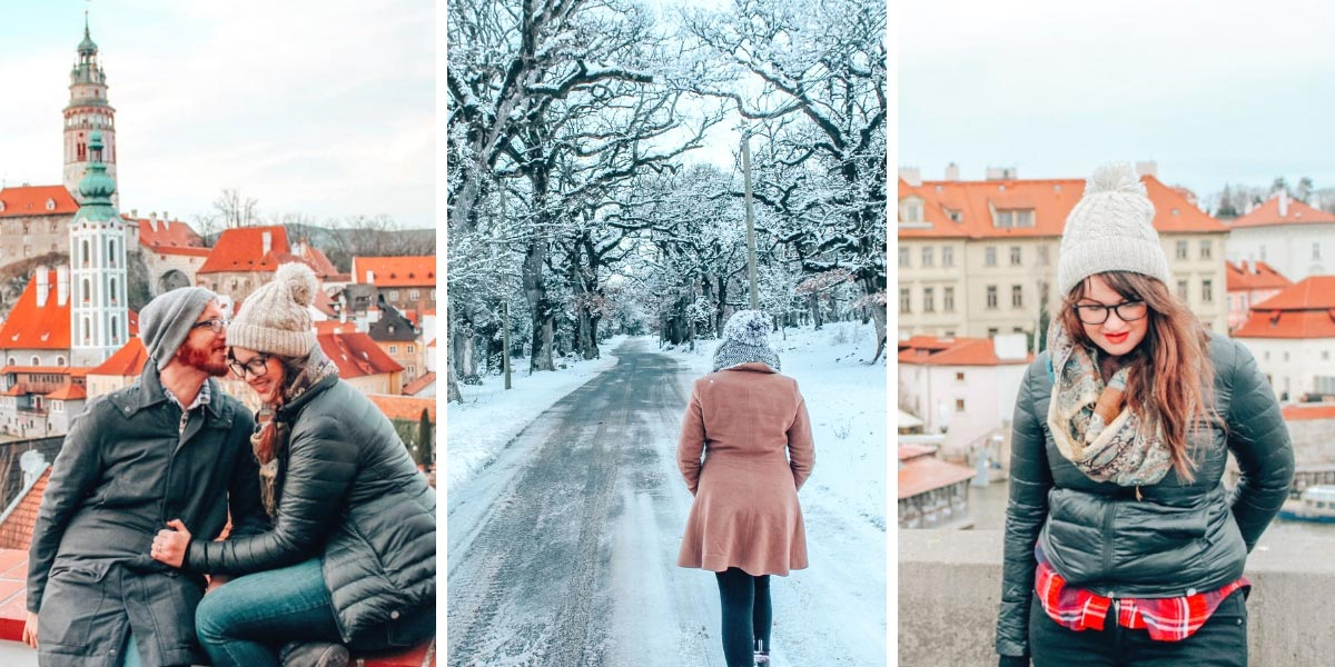 What to pack for Europe in the winter: the essential backpacking in Europe winter packing list.