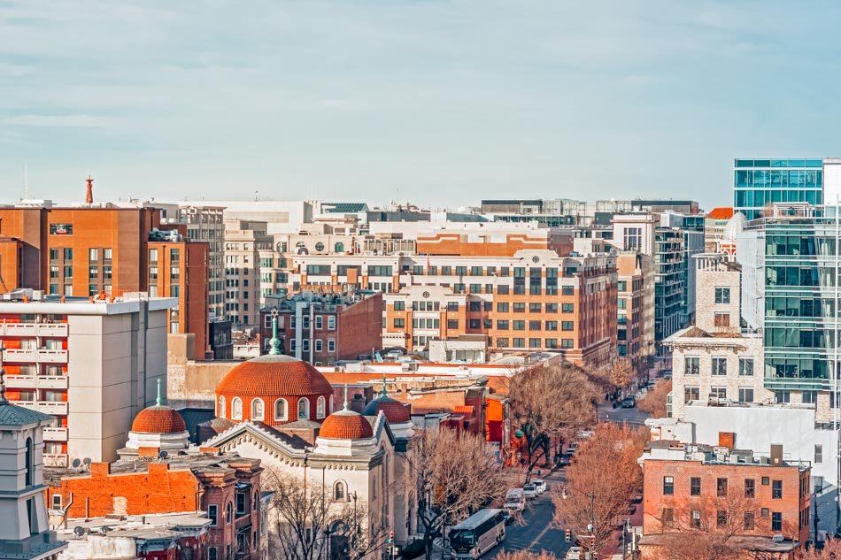 Chinatown is one of the best places to stay in Washington, DC.