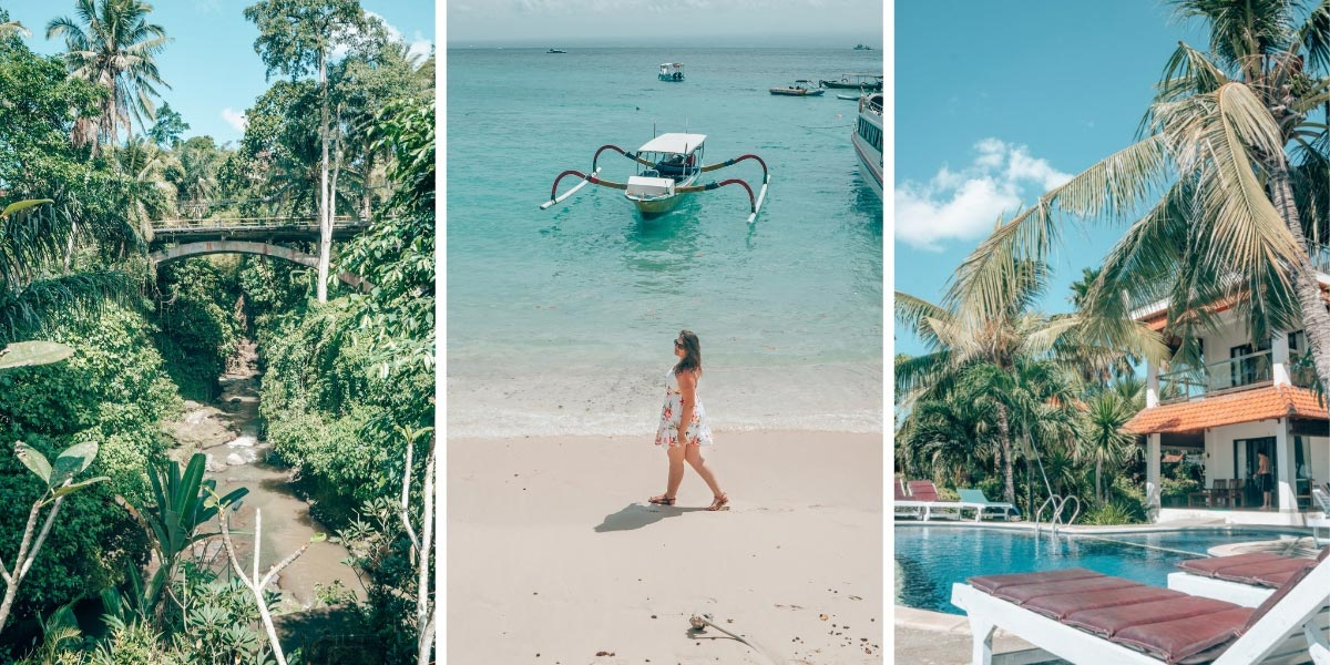 Rice paddies, monkeys, sandy beaches, volcanoes, temples: there is so much to see in Bali, Indonesia that it's difficult to fit everything into one itinerary! But we've done the work for you and created the perfect 2-week Bali itinerary, plus tons of Bali travel tips to help you plan your Bali travel itinerary.