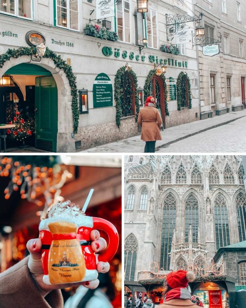 Vienna in the winter, a must-visit stop on your Europe winter itinerary.