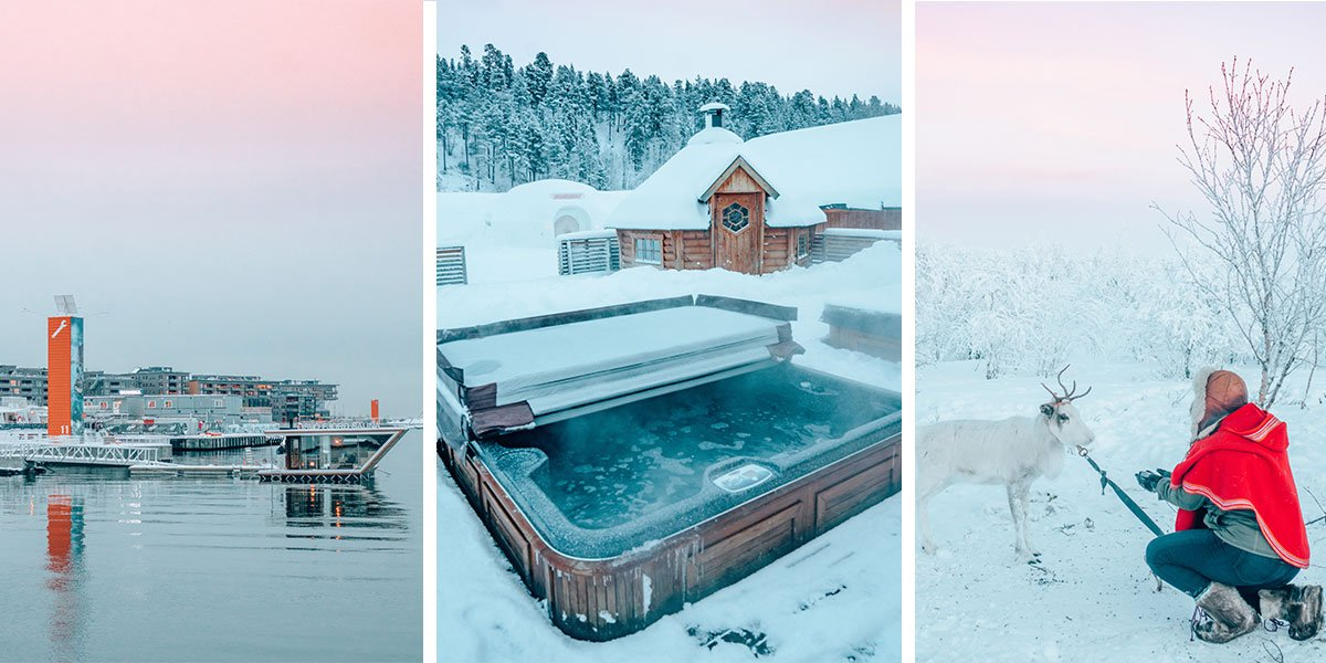 Northern Lights, reindeer, dogsledding, fjords, arctic tundra ... this 7 day Norway winter itinerary has it all! Here's the perfect Norway travel itinerary for winter.