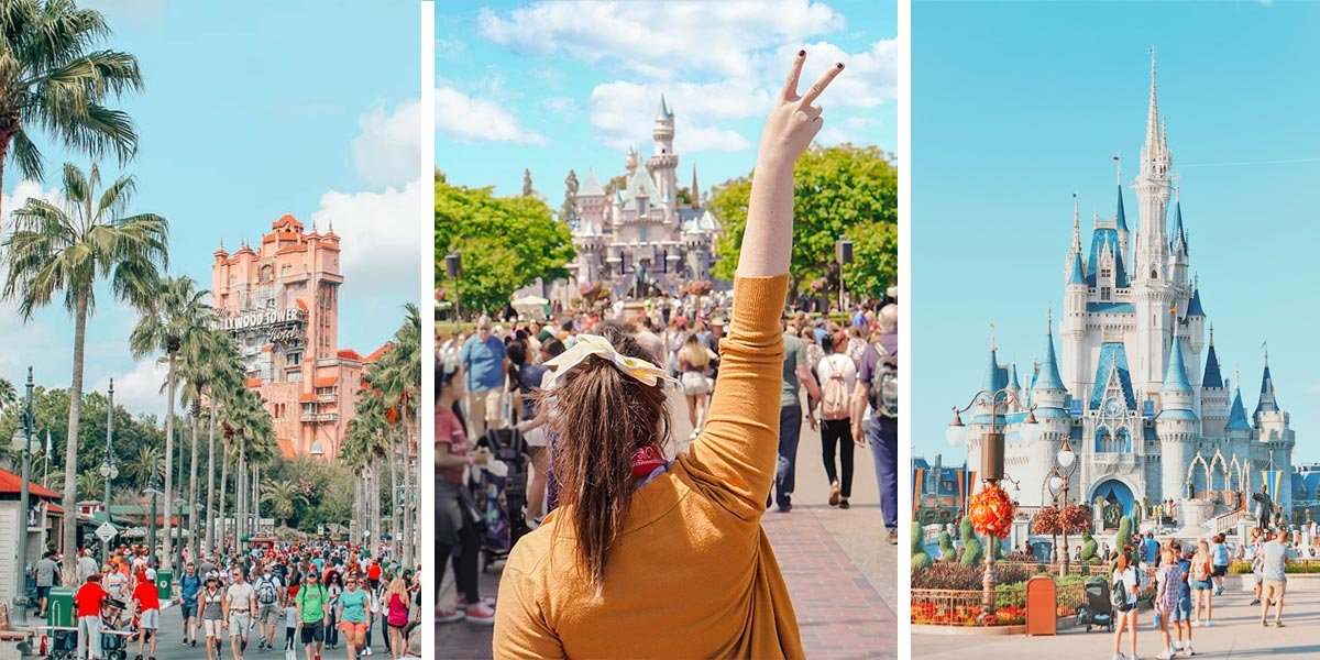 What to pack for Disney: the ultimate Disney Parks packing list (for adults), created by a former WDW Cast Member!