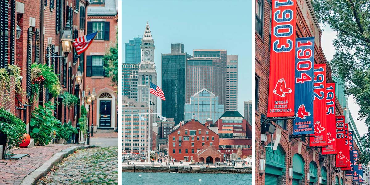Lobster rolls, ghosts, tea parties, craft beer, baseball, theatre, art, and cannolis: this 3-day Boston itinerary (created by a local) has it all! Here's everything you need to plan a Boston weekend getaway.