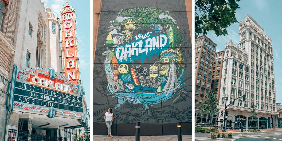 Things nobody tells you about Oakland, California - San Francisco's neighbor.