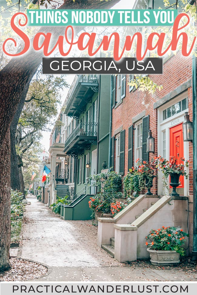From ghost stories to fascinating history to the Savannah Bananas, there's a lot you probably don't know about Savannah, Georgia. Here are 29 of our favorite random stories, facts, and anecdotes from Savannah, GA!