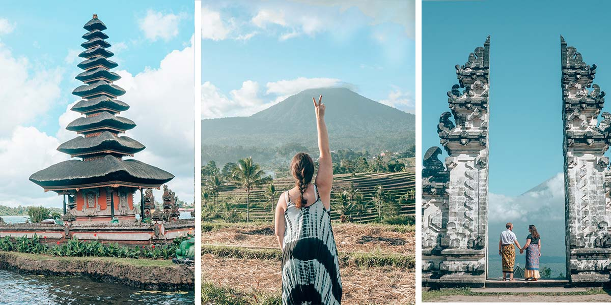 In our essential Bali packing list, we're including everything you need to bring stay cool, comfortable, and healthy (also eco-friendly) whether you're hostel hopping or staying in beautiful bungalows and villas.