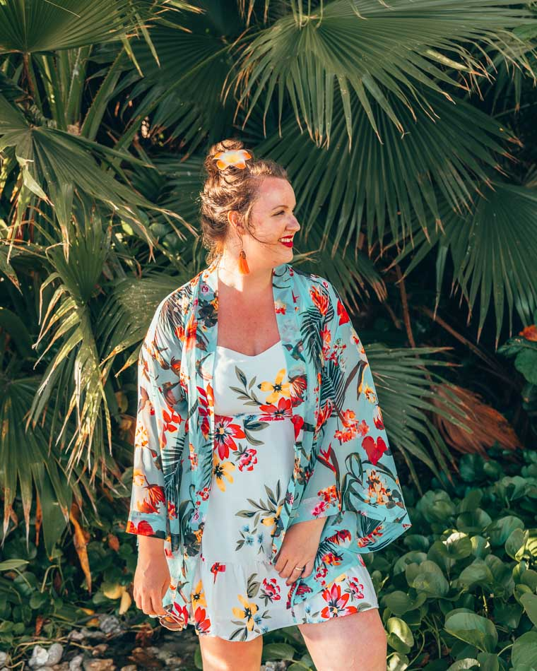 Maui Hawaii Swimsuit Cover Up and Dress