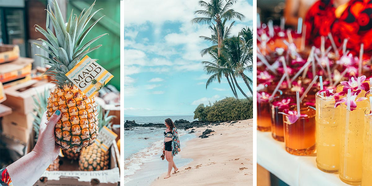 The perfect Maui itinerary! 3 Days in Maui is just enough to have an amazing trip and leave you wanting more.