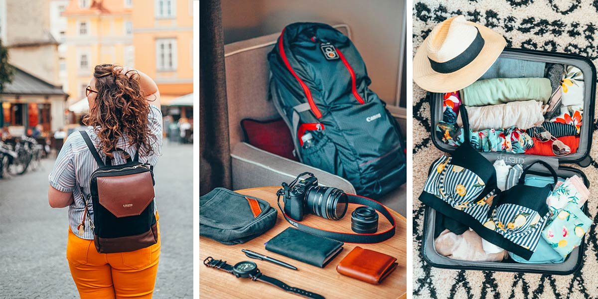 The Ultimate Packing List: 43 Must-Have Travel Items (by a Full-Time Travel Blogger)