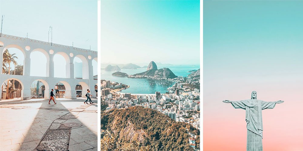 The ultimate walking tour of rio! Free, self-guided, and yes, theres a map.