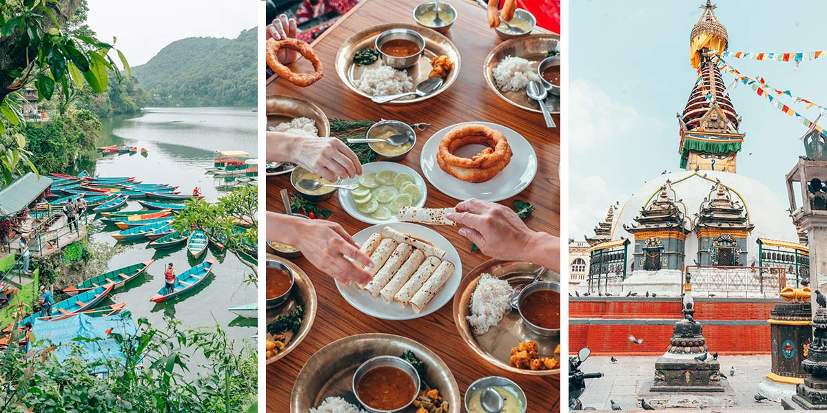 Things nobody tells you about traveling in Nepal from all the places other than Mount Everest, to the food, to the spirituality of Nepal, to what's really up with squatty potties. Here's everything you may or may not need to know before you visit Nepal!