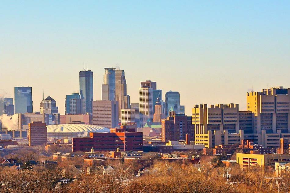 Minneapolis is a must go to place in Minnesota