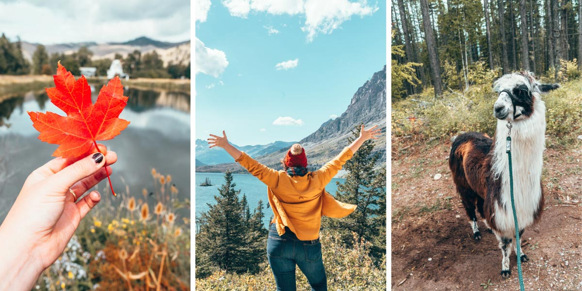 The perfect 10-day Montana road trip itinerary! Visit Missoula, Whitefish, Glacier National Park, and Flathead Lake on this epic Montana itinerary.