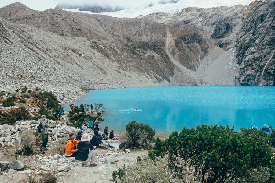 Lake 69 Huaraz