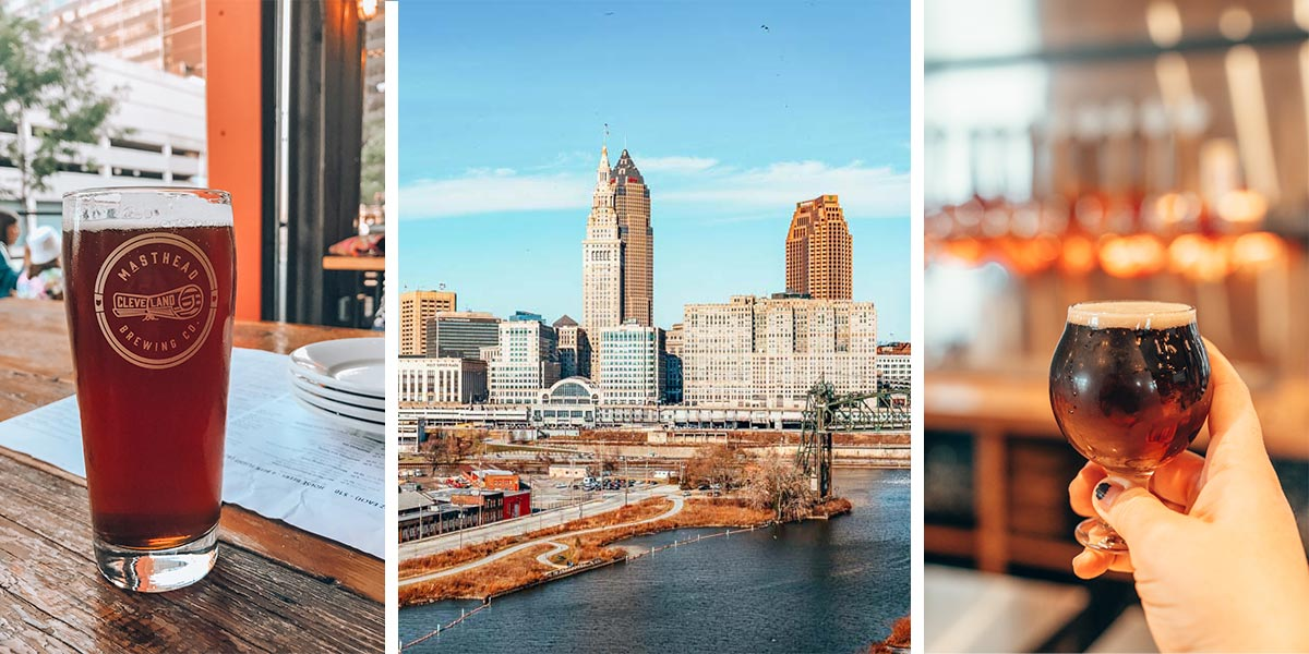 Self Guided Tour of Cleveland Breweries