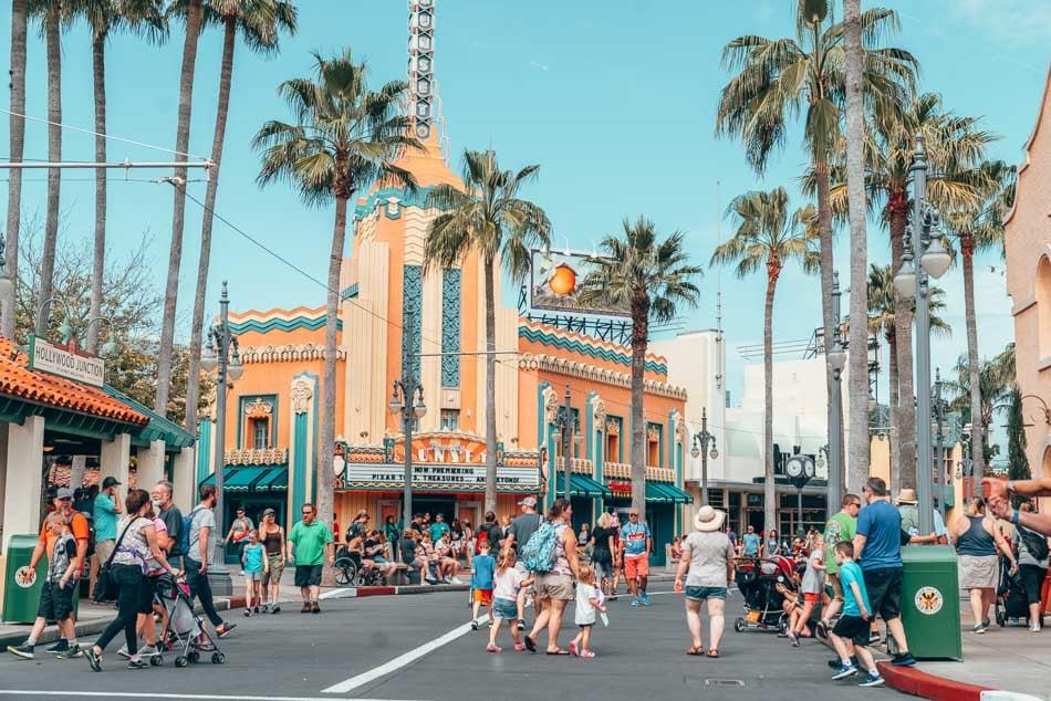 Hollywood Studios in Orlando, Florida at Walt Disney World Resort.