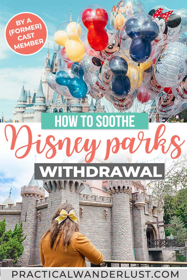 You know that feeling after you return home from an amazing Disney vacation and you feel like nothing will ever be fun again? It's Post Disney Depression. Here's how to get through it! Disney World Travel   Disneyland Tips   Disney Parks Travel   Disney World Tips   Disney Cast Member Tips