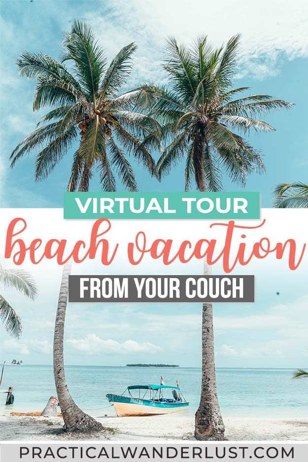 Take a virtual trip to some of the best tropical destinations in the world. You'll explore tucked-away islands, swim with whale sharks, and even try cliff diving! We've also included tips to make your virtual vacation as immersive as possible - no special equipment needed. Virtual travel is one of the best ways to travel from home!