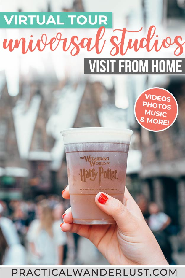 Take a virtual vacation to the Universal Studios theme park! This complete virtual Universal Studios trip includes ride videos, musical cues, and park walkthroughs. Visit the Wizarding World of Harry Potter, Jurassic World, and more as you travel from home!