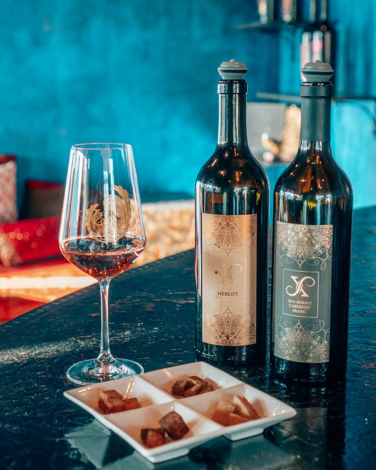 LXV Wine and Cheese Pairing Paso Robles California Highway One Road Trip