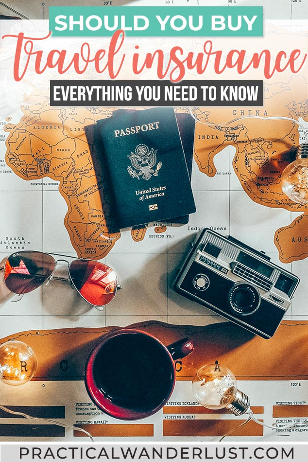 Travel insurance tips to help you decide if you need to buy travel insurance for your next vacation! This massive travel insurance guide will help you figure out how to purchase travel insurance, how to buy travel insurance, do you need travel insurance, why do you need travel insurance. Travel tips for travel safety!