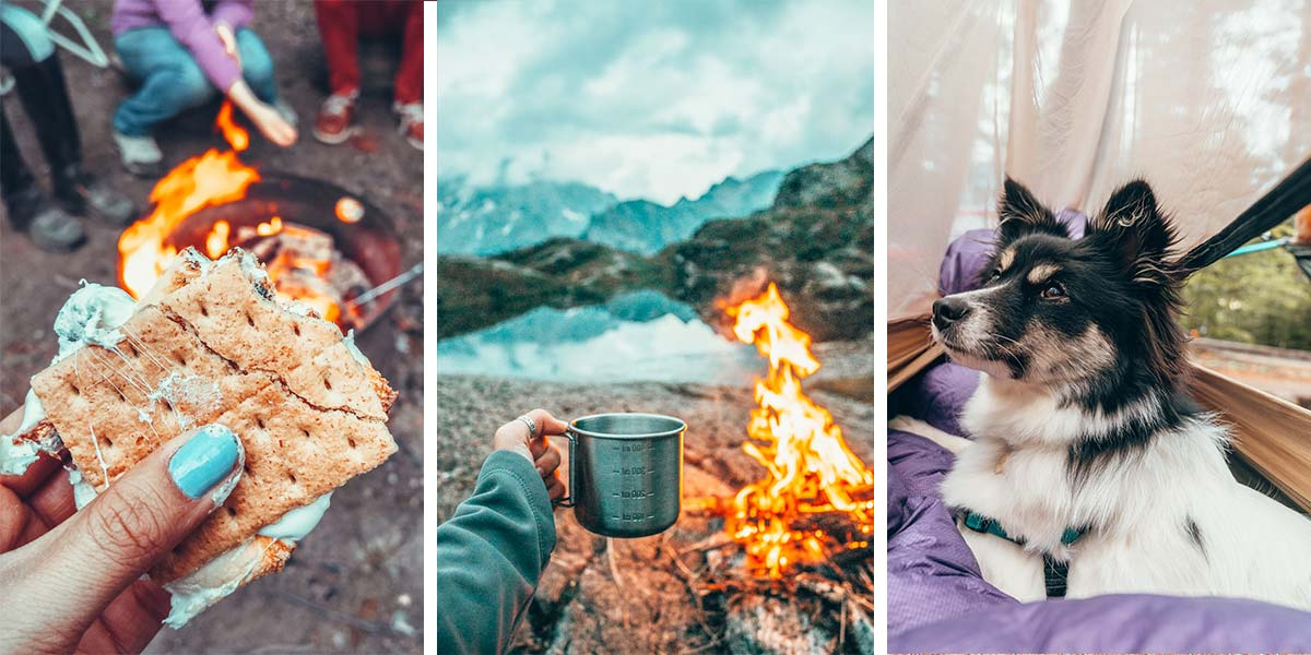 The ultimate camping checklist: all the camping essentials you need to plan the perfect trip.