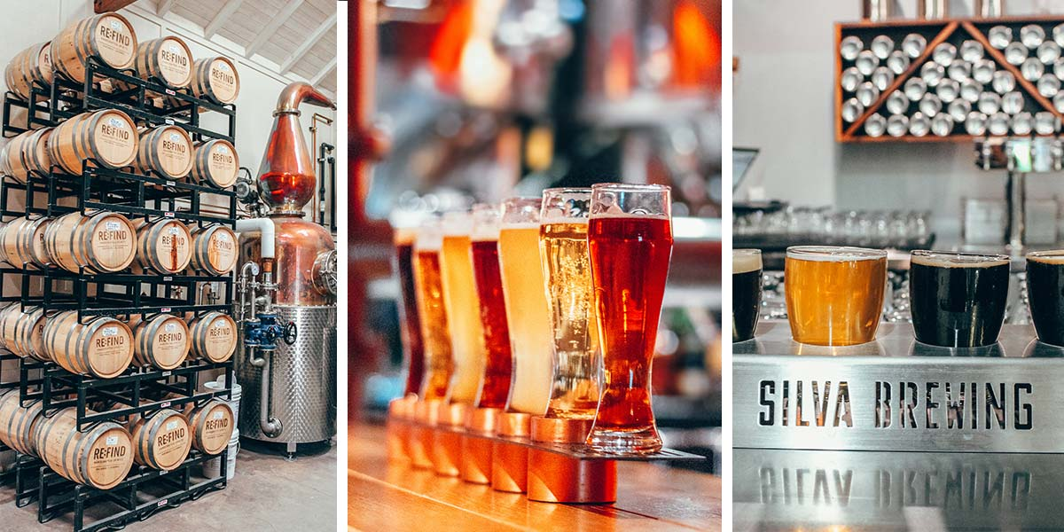 The best Paso Robles breweries to try barrel-aged sours and stouts and refreshing California IPAs. Plus, the best Paso Robles distilleries & restaurants to round out a weekend getaway!