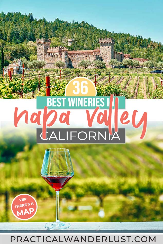 The best Napa wineries, by a Sommelier! Napa Valley, California wine tasting is the best in the country, and Napa is the most scenic wine country in California. Here's where you need to go wine tasting in Napa!