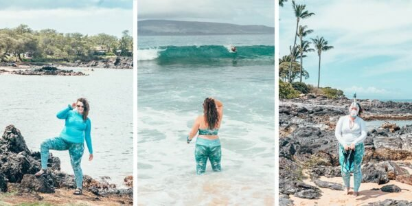 Are Waterlust leggings worth it? Here's everything you need to know about Waterlust and their swim leggings. Spoiler: they're totally worth it!