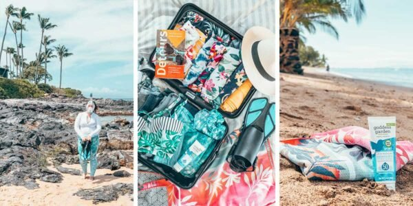 What to pack for Maui: the essentials you need to stay cool, comfortable, and un-sunburnt!