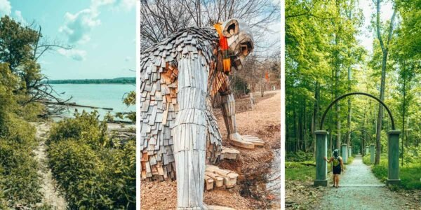 The best hikes in Louisville, Kentucky! Also includes the best hikes NEAR Louisville.